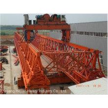 U Pièces séparées en acier de la grue à portique de lancement de pont