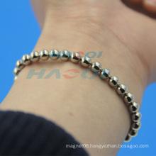 Customized bio bracelet therapy neodymium magnet