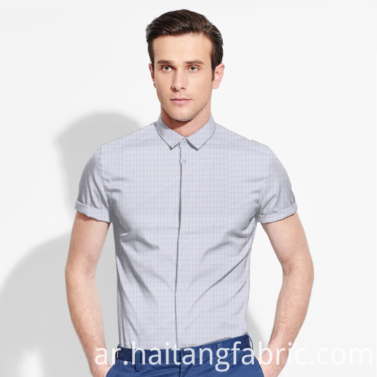 Man Shirt Fabric Moisture Fabric