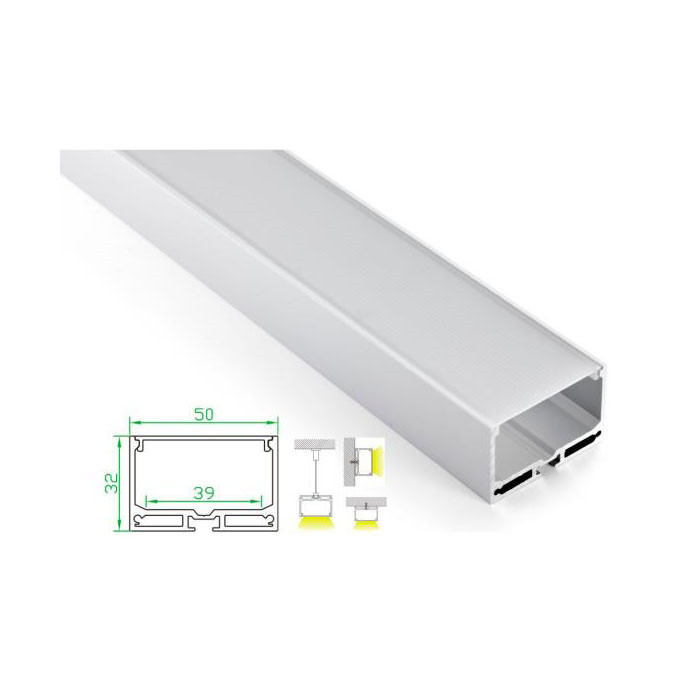 Indoor Working Space Linear Light
