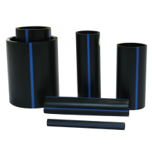 Large pe 100 plastic hdpe water drainage pipe