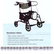Rouleau en aluminium de mode
