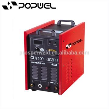 Máquina de corte do plasma do ar do inversor da alta qualidade IGBT