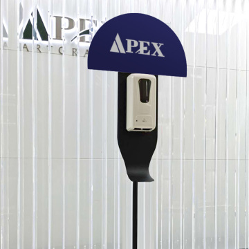 APEX Touchless Automatic Alcohol Sanitizer nóng lạnh