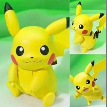 Lovery Customized Pokemon PVC Mini Action Figure Doll Kids Toys