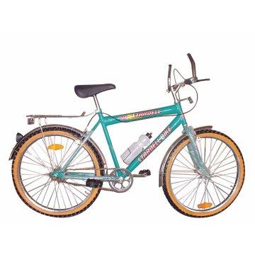 Vélo de montagne à une vitesse sans suspension