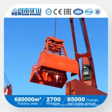 1cbm 2cbm 6cbm 12cbm drahtlose Fernsteuerungs-Dredging-greifer