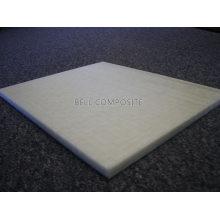 Grating de FRP / GRP, Grating da fibra de vidro, placa de FRP / GRP Soild com de alta qualidade