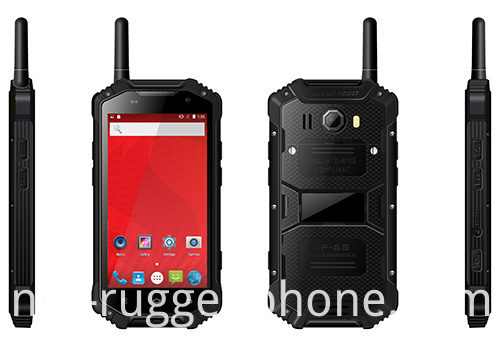 Rugged Industrial Waterproof Phone