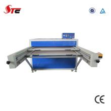 Large Format Hydraulic Double Station Heat Transfer Machine