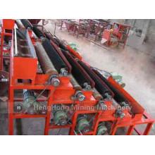Type humide Séparateur magnétique de tambour minier