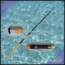 BOLOR002 Rod d'action rapide, canne à pêche Carbon Bologness