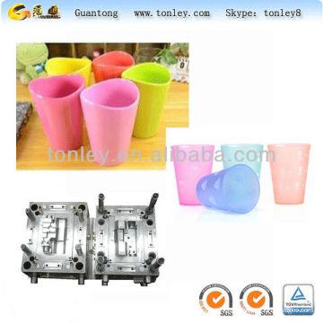 Maker(OEM) de molde de injeção e moldagem por injeção de plástico mup PP/PS