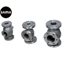 Inversión de acero inoxidable fundición de cera perdida para el cuerpo de la válvula