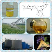 Агрохимический абамектин 0,5% -2,0% ЕС; 5% -8% ТК