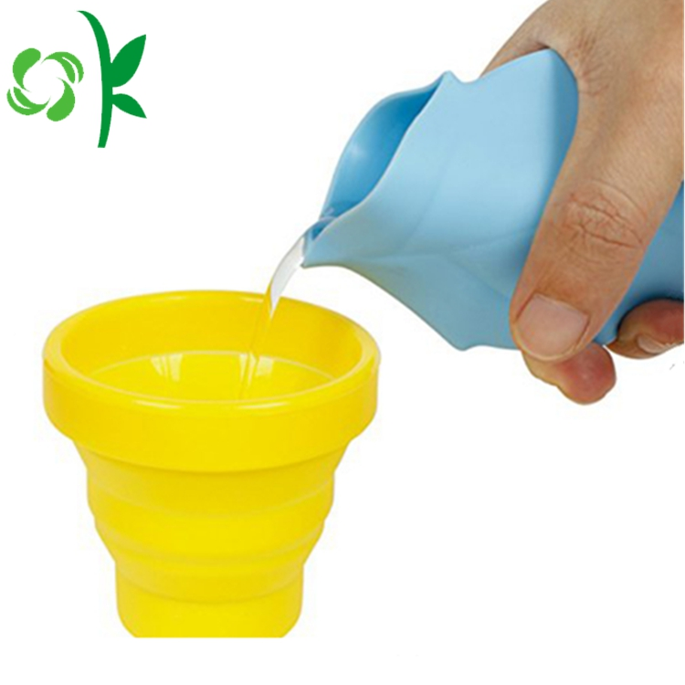 Silicone Pocket Water Cup