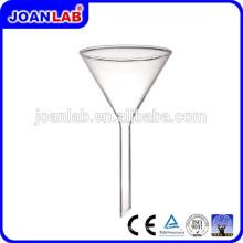 Funil de filtro de vidro de laboratório JOAN