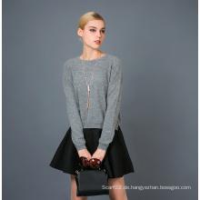 Dame Mode Kaschmir Blend Pullover 17brpv118