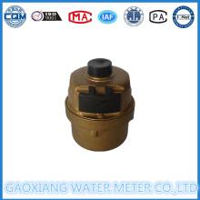 Kupfer Shell Volumetrische Kolben Wasser Meter Dn15-Dn25