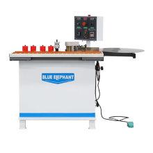 Special-Shaped Edge Banding Machine for Wood PVC Melamine Plastic