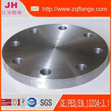 Kohlenstoffstahl-Blind Flansch DIN 2527 Pn10