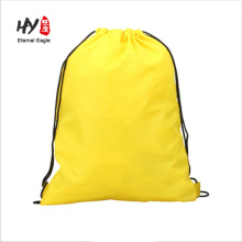 Recycled colorful non woven backpack