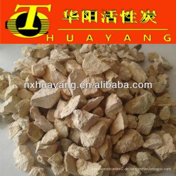 Boiler Water Soften Zeolith Granulat