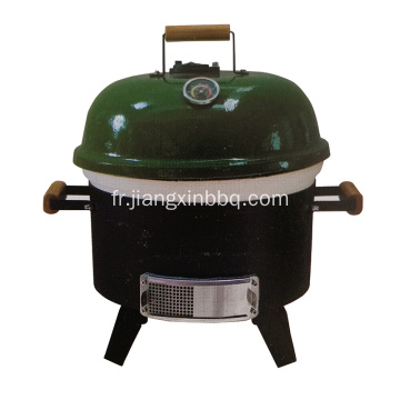 Barbecue Kamado de table de 18 pouces