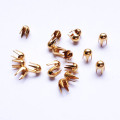 Golden Pearl Nailhead 3mm