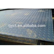 Сплава q345b клетчатый стальной плиты