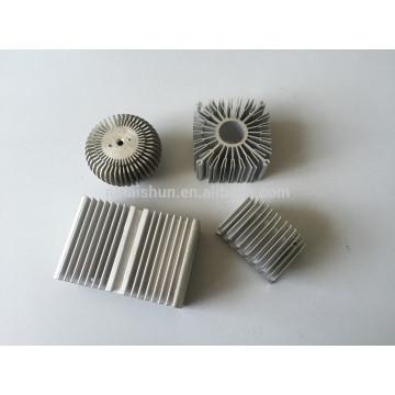 Anodização do dissipador de alumínio de extrusão