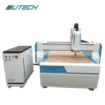 Atc cnc router ahşap planya makinesi