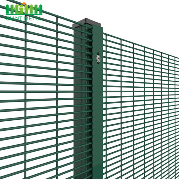 High+quality+galvanized+Powder+coated+security+358fence