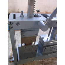 50mm High Profile Headrail Punching and Cutting Machines