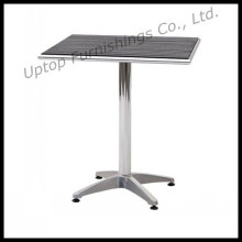 Outdoor Dining Aluminum Bistro Table (SP-AT326)
