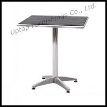 Обеденная Алюминиевый бистро стол (СП-AT326)