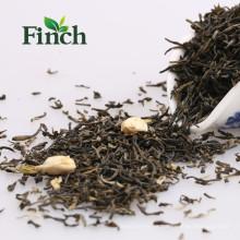 Precio de fábrica Té verde de Fujian Jasmine Té verde estándar de la UE Jazmín Sabor