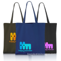 Promotional Tote Bag/ OEM production canvas tote bag/ Large Heavy Cotton Boat Tote with Zipper, Promo Tote Bag