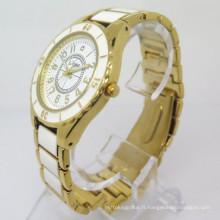 Montre en alliage de montre de mode pour hommes pas cher vente chaude montre (HL-CD043)