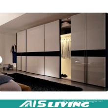 Placard de garde-robe de chambre à coucher de couleur de lustre à haute brillance (AIS-W247)
