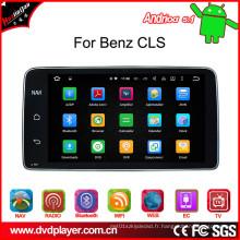 Lecteur de DVD bon marché pour Cls Connexions téléphoniques Android Connexion WiFi stéréo WiFi OBD DAB +