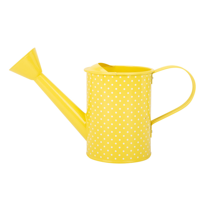Multi-color Metal Watering Can Children