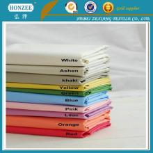 Tecido de poliéster tecido usado para forro de terno