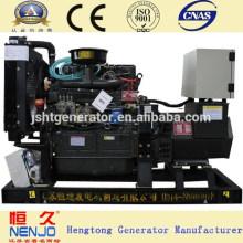 Precio de fábrica del generador diesel de la serie de fábrica de China 250KW Weichai