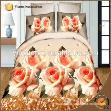 Home Use and Comforter Set Type 3d printed bedding set,polyester bedding set