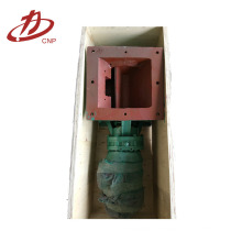 válvula rotativa eléctrica de alto sellado