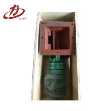 высокое запечатывание электрический поворотный клапан