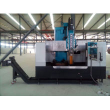 Cnc vertical lathe live tooling machine price