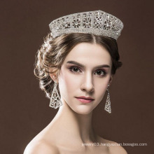 Love Crown Promise ring Jewelry Alloy Crown Birthday Tiaras For Adults