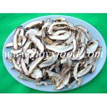Cultivated High Quality Dried Shiitake Mushroom Slice, ISO Mushroom